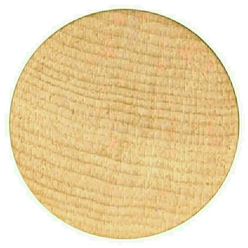 """Blank Unprinted Wooden Nickels Size 1-1/2"""" diameter Quantity 22500 Free Shipping!"""