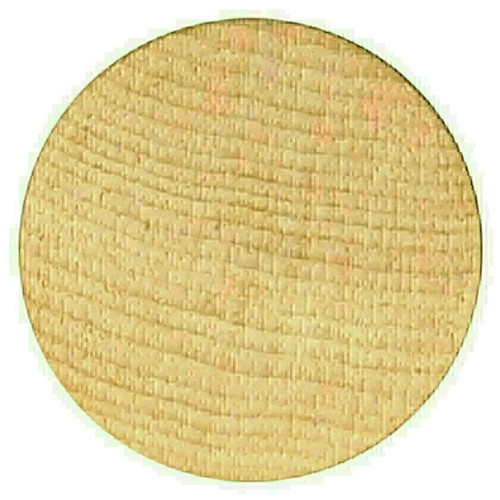 """Blank Unprinted Wooden Nickels Size 1-1/2"""" diameter Quantity 60000 Free Shipping!"""