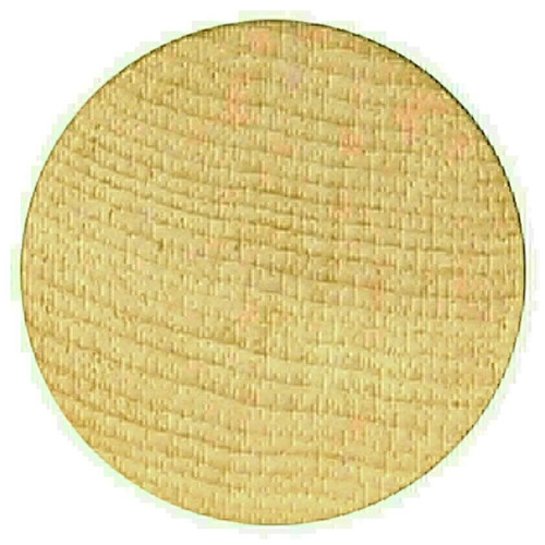 """Blank Unprinted Wooden Nickels Size 1-1/2"""" diameter Quantity 75000 Free Shipping!"""