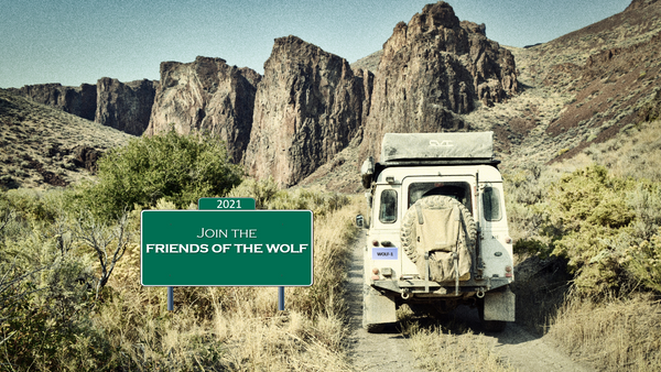 Friends of the WOLF Initial Subscription