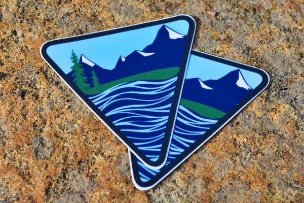 Wildwood Open Lands Foundation Sticker