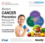 Modern Cancer Prevention, learn the latest scientific development and practice in cancer prevention