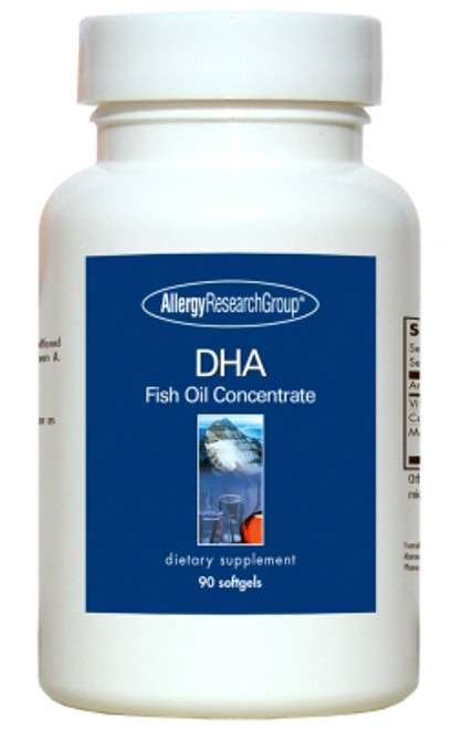 90 Softgels Fish Oil Concentrate