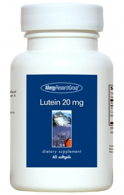 60 Softgels Key Eye Nutrient