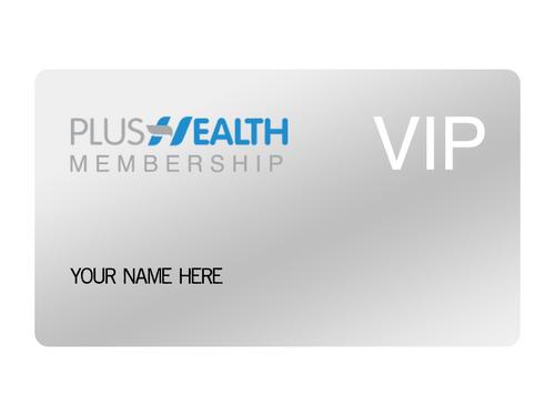 PlusHealth VIP Membership