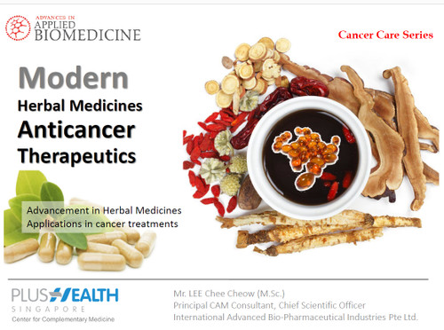 Cancer Support Series - Modern Herbal Medicines