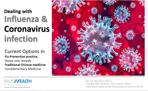 Immunity Support Series  - Influenza and Virus Infection