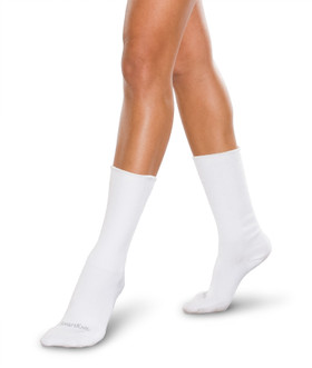 SmartKnit Seamless Diabetic Crew Socks
