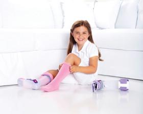 SmartKnit Seamless AFO Interface Socks for Kids