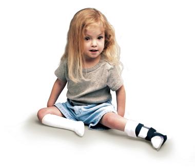SmartKnit Seamless AFO Interface Socks for Infants