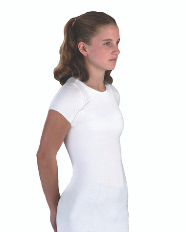 Torso Interface Crew Neck with Sleeves - CoolMax®