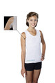 Torso Interface V-Neck Tank with Left Flap - X-Static®