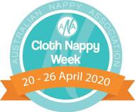 Cloth Nappy Week 2020