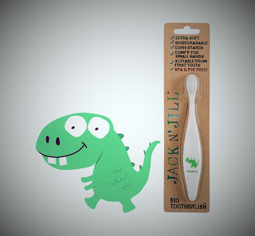 Jack N Jill Biodegradable Toothbrush