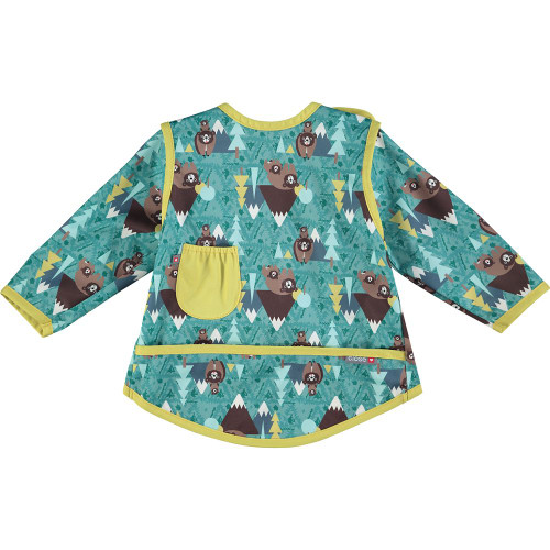 Close Pop In Coverall Bib (Stage 3 - 6 - 18mths)