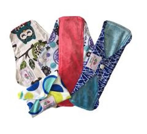 Enhanced Health Cloth Pads - 2 pack