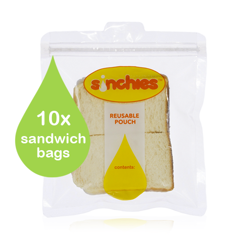 Sinchies Sandwich Bags 10 pk