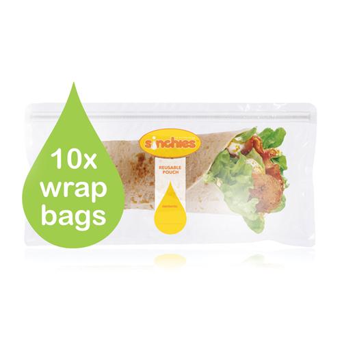 Sinchies Wrap Bags 10 pk