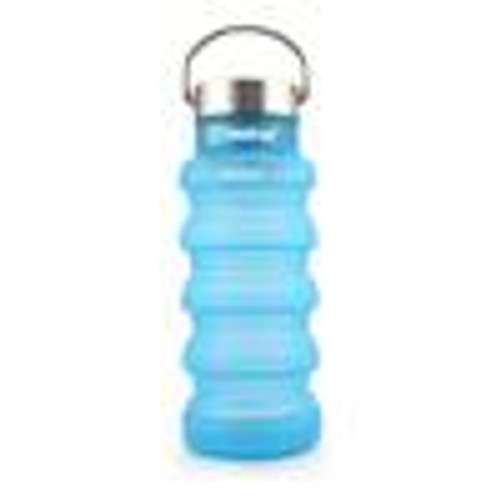 Haakaa Collapsible Silicone Water Bottle - 450mL