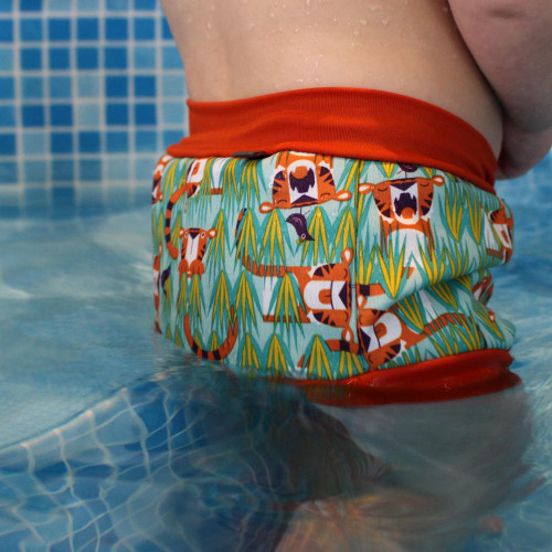 Close Pop In Swim Nappy