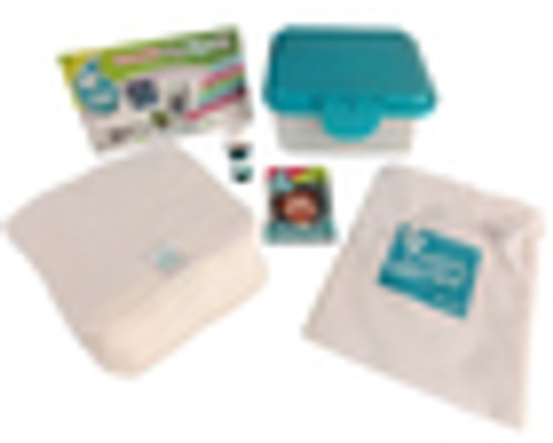 Cheeky Wipes Baby Wipes Mini Kit