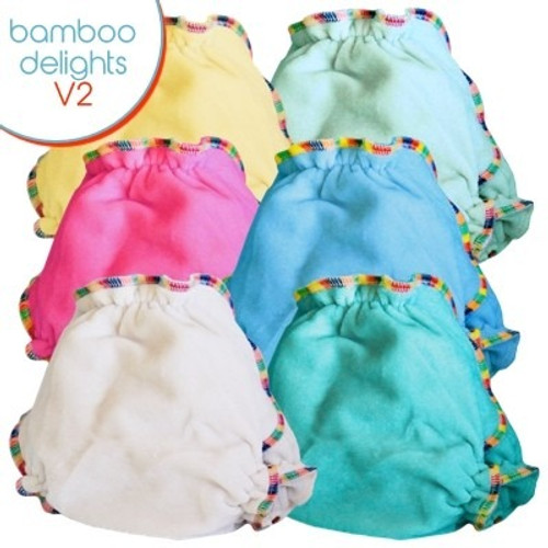 Bubblebubs Bamboo Delights V2