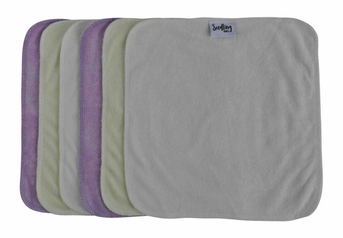 Seedling Baby Cloth Wipes 6 pack