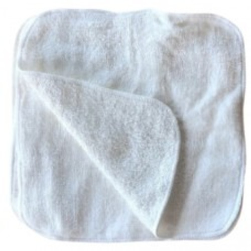 Bubblebubs Bamboo Velour and Terry Towelling  Wipes 5pk