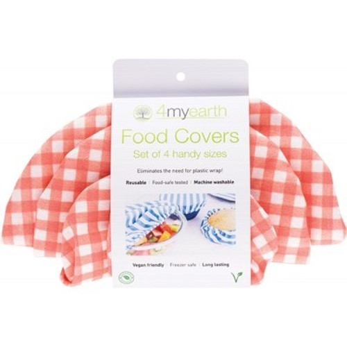 4myearth Food Cover Set - 4 pack