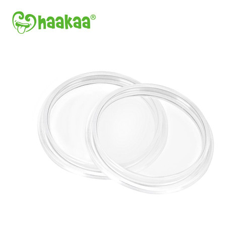 Haakaa Generation 3 Silicone Bottle Sealing Disc - 2 pack