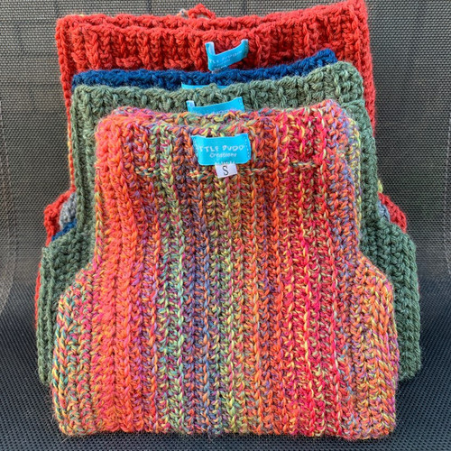 Little Puddin' Creations Wool Cover