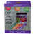 The OZZie Pouch 10 pack includes 10 pouches in three bright designs plus 3 spare large anti choke lids.