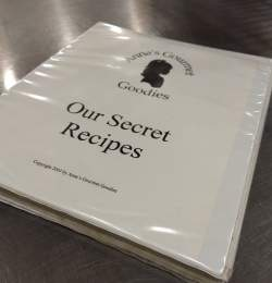 Our Secret Recipes