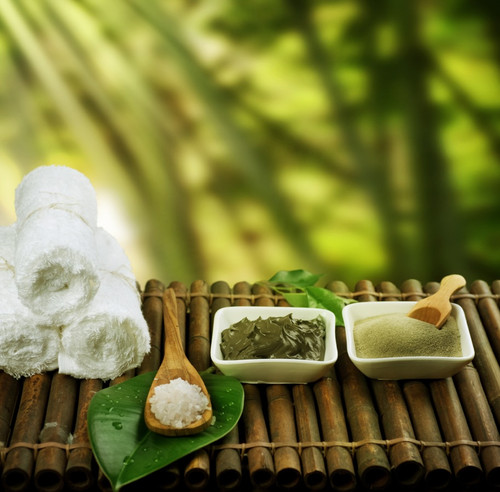 Organic Body Wraps & Treatments
