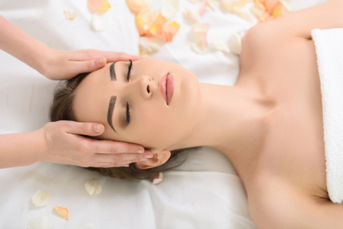 Herbal Acne Treatment Facial