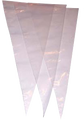 Reusable Plastic Henna Applicator Cones (5 pk)