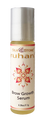Ruhani Brow Growth Serum for thicker, fuller brows.
