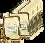 Silk & Stone 100% Pure and Natural Henna Leaf Powder- Bulk pack of 10