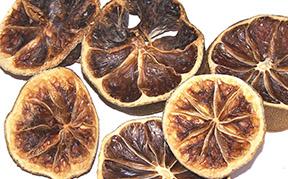 Dried Limes