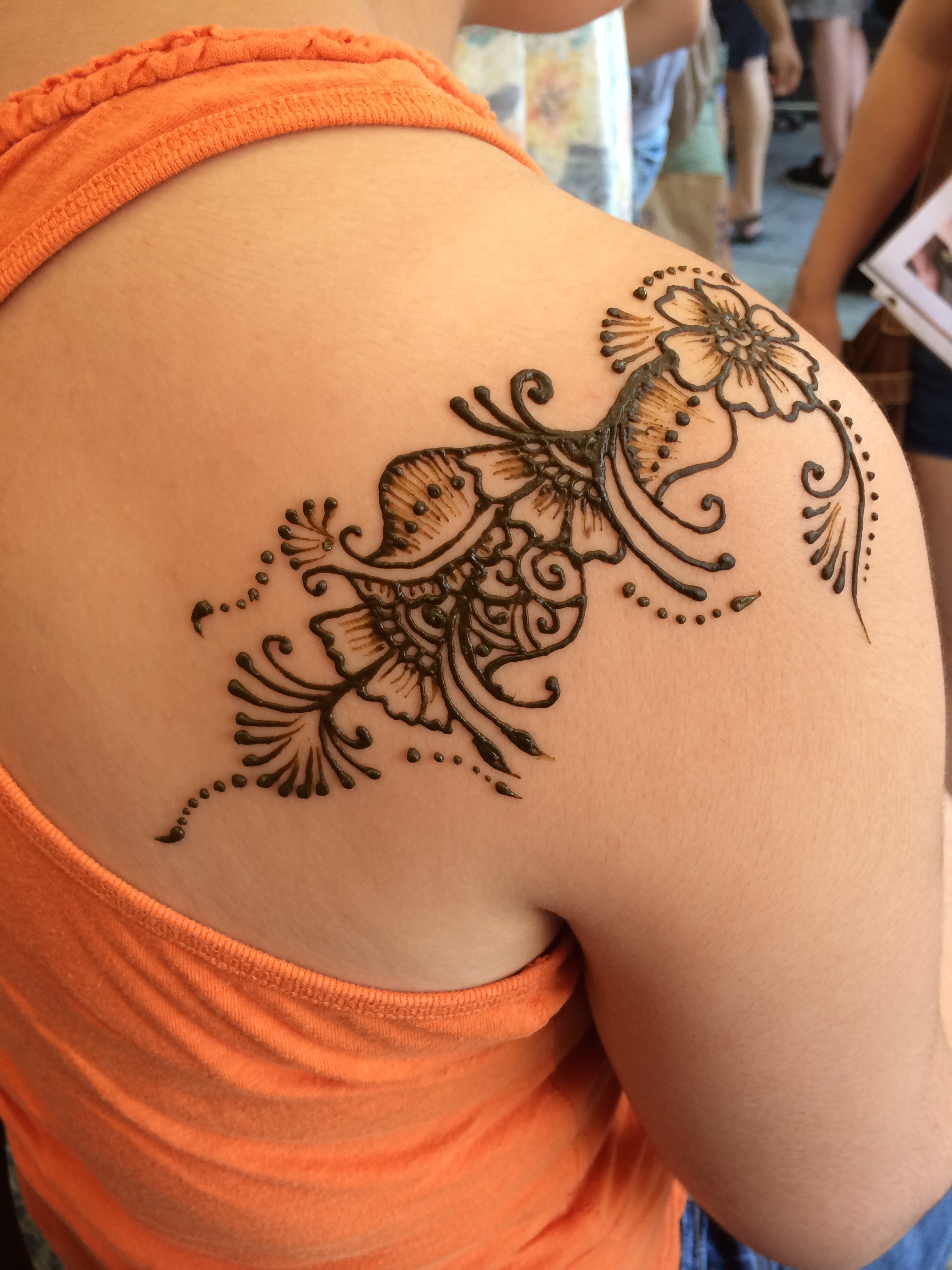 Henna Body Art Gallery Get Inspired With Our Unique Designs
