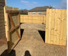 6 Foot Wood Privacy Fence from Decked Out Construction