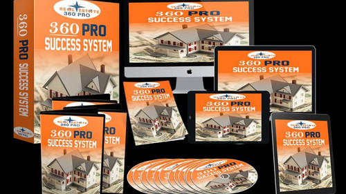 "The Real Estate 360 Pro ""Success System"" Program"