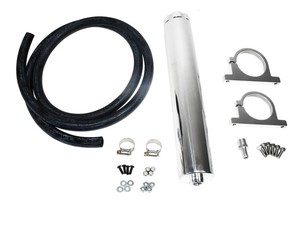 #16576 - Aluminum Overflow Tank Kit