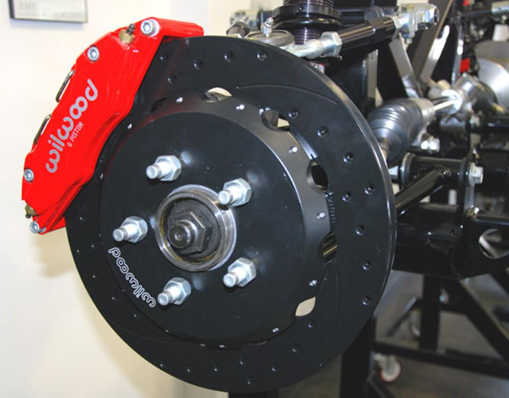 """12.88"""" Front Wilwood Brake kit"""