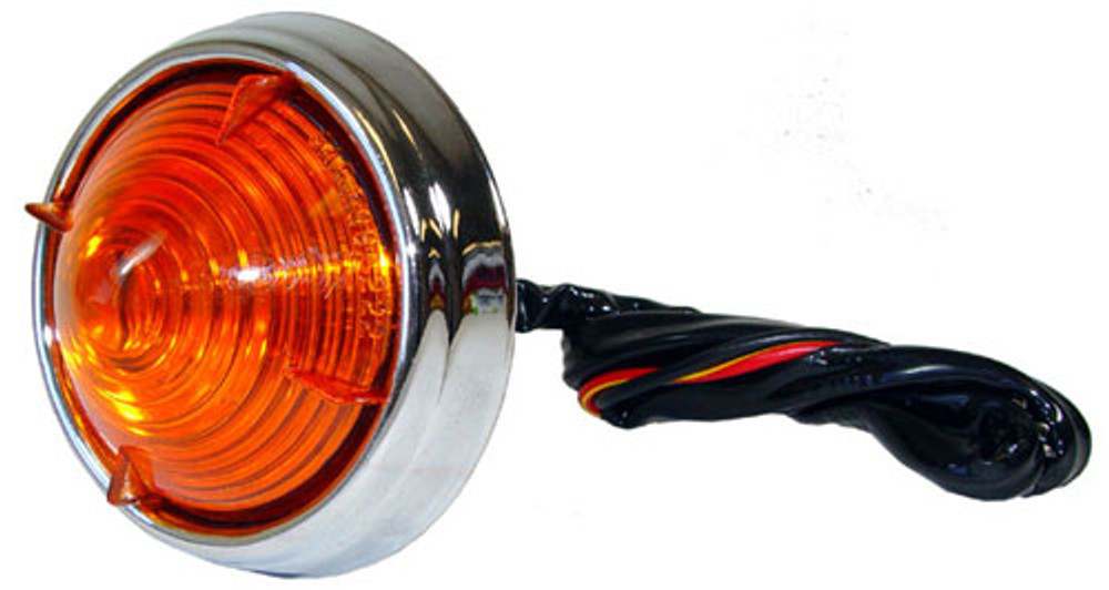 #10621 - Orange Turn Signal Light