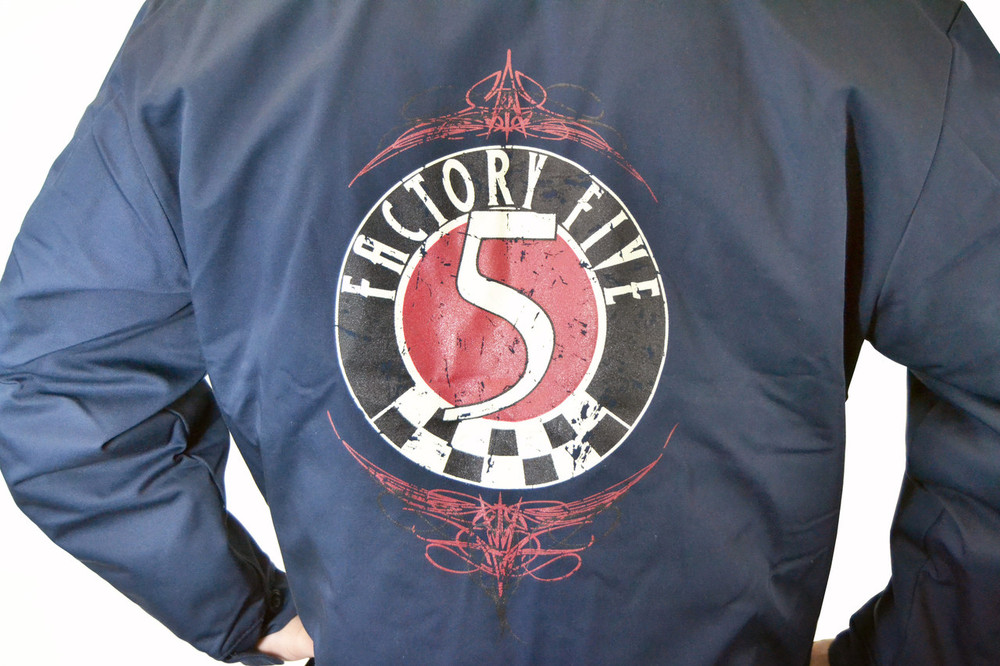 #15894 - Factory Five Racing Mechanic's Jacket