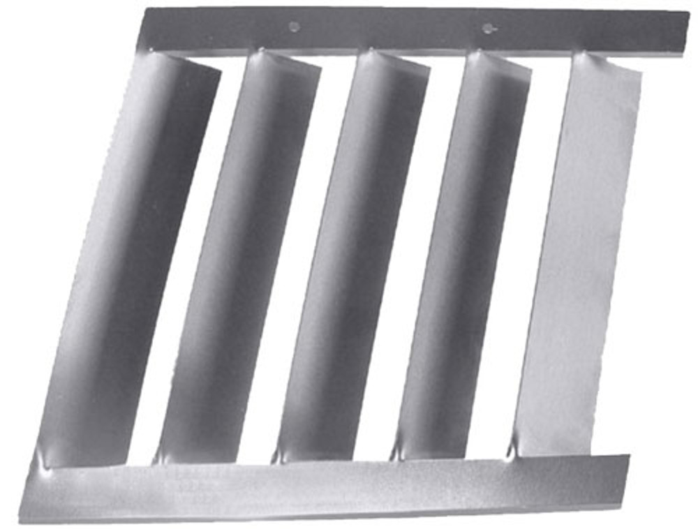 #10814 - Aluminum Louver (Single)