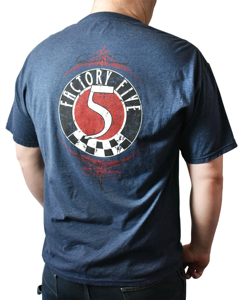 #16551 - Factory Five '50s Style T-Shirt