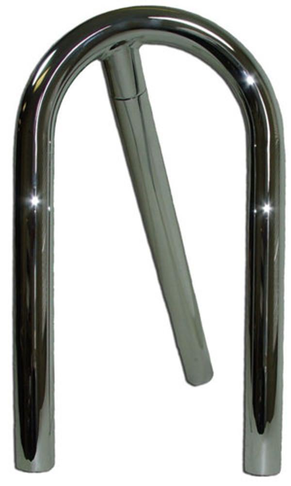 #12523 - Driver Chrome Roll Bar
