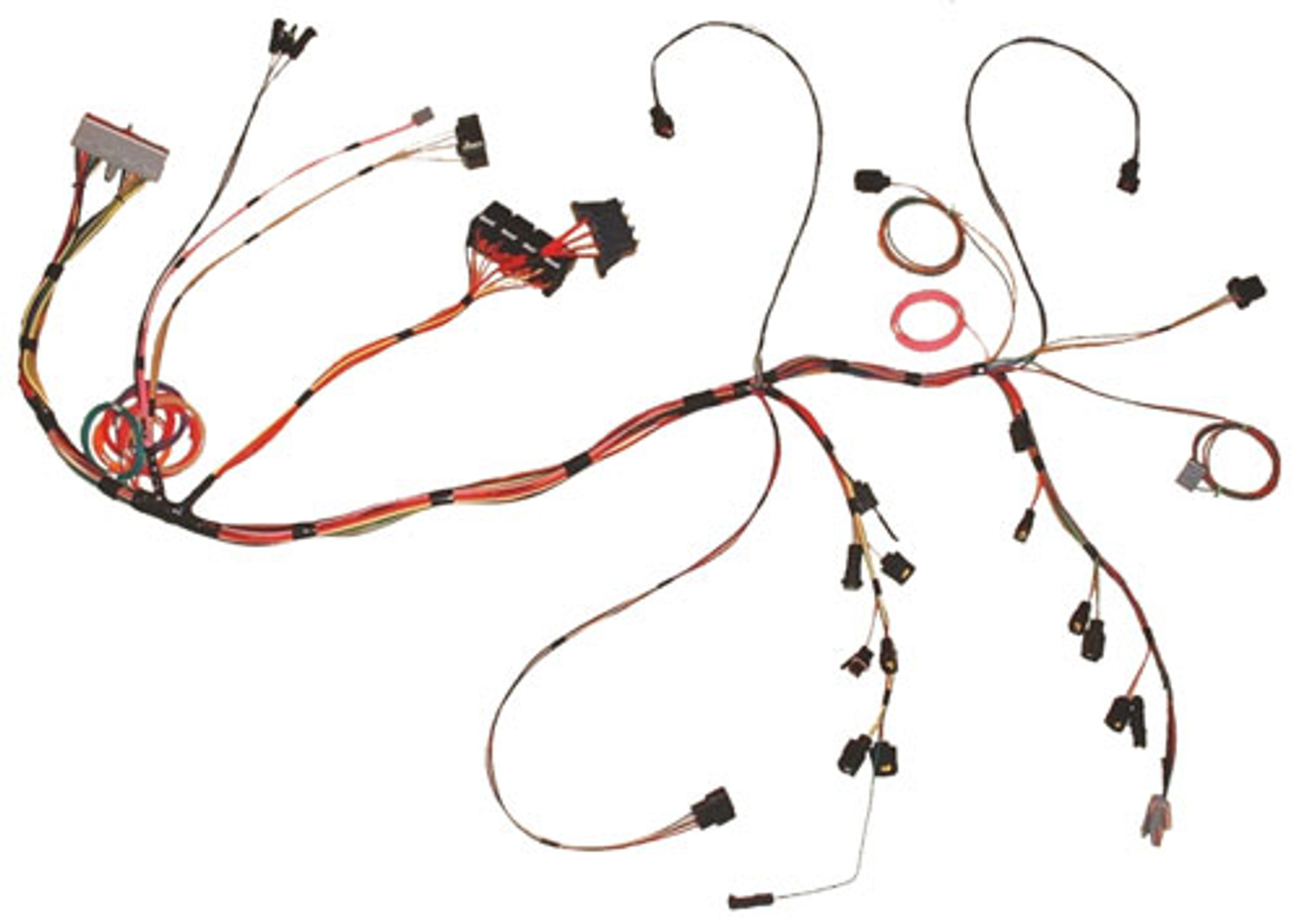 14227 - Ford Style EFI Harness - Factory Five Parts CatalogFactory Five Parts Catalog